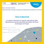 (Italiano) Master MaRiS_Tesi_ Arch. Maria Giovanna Pacifico
