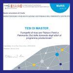 (Italiano) Master MaRiS_Tesi_ Arch. Annarita Villano