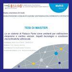 (Italiano) Master MaRiS_Tesi_ Maria Laura Genito