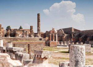 Nuovi scavi a Pompei